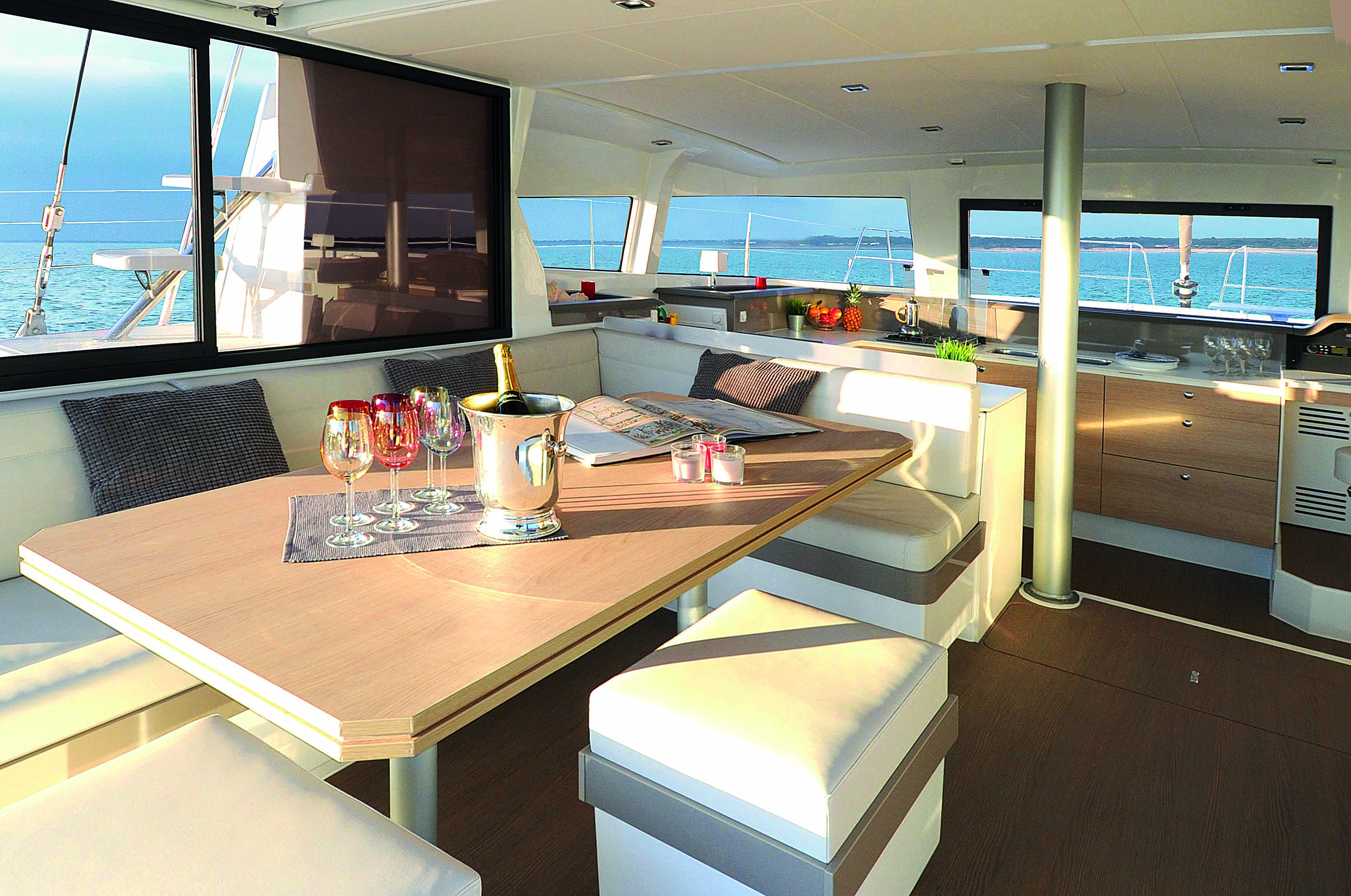 Catamaran BALI 4 3 - pictures, plans and features
