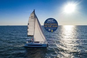 Multihull of the year 2021