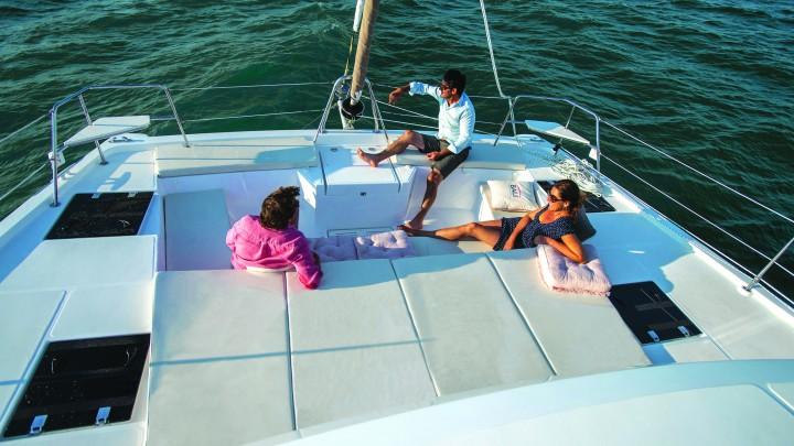 Bali CATSPACE - Un catamaran exceptionnel à Hong Kong