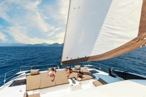 BALI CATAMARANS strives to offer the widest and most opened-up living space possibl