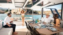 BALI Catamarans en mode no limit à Loano, Italie