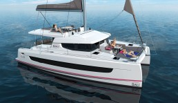 Launch of the new Bali 4.6 announced at the Cannes Yachting Festival