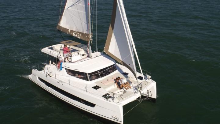 Essai BALI CATSPACE-Sailing Today